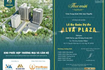 Booking đặt chỗ GĐ đầu 75 căn nhà phố Alva Plaza Thuận An - Giá gốc CĐT - Lh: 0942411187