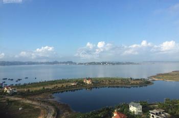 Bán đất khu đô thị mới Cái Dăm mặt hồ. LH: 0985490188