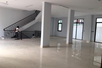 Cho thuê Shophouse mặt đường Lương Thế Vinh, dự án Vinhomes Greenbay, DT 150m2X4T, LH 0985555168