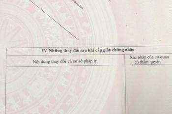 Bán nhà mặt tiền Lê Quang Định Vũng Tàu