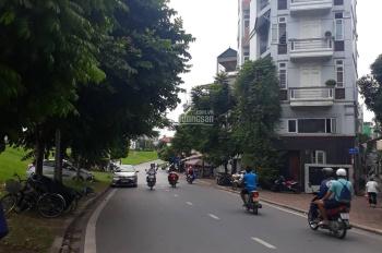 Bán mặt phố Ngọc Thụy, 5T x 48m2, gara ô tô, kinh doanh đỉnh cao