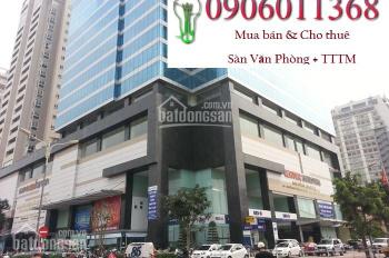 Cần chuyển nhượng cho thuê 190m2 sàn văn phòng full nội thất cao cấp, tòa Hapulico Center