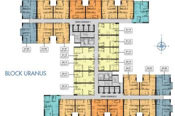 Khách kẹt tiền cần bán gấp căn 1PN Saigon Riverside, tầng trung, giá HĐ. LH gấp: 0901018696