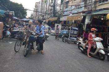 Bán nhà mặt phố chợ Phan Đình Phùng (chợ Vồ) Hà Đông, KD tấp nập ngày đêm, 5.5 tỷ. 0975886689