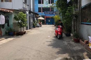 Nhà Dương Quảng Hàm cần bán, DT 10.5x26m, giá 53tr/m2, đang cho thuê trọ, LH: 0934619267