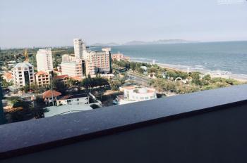 Bán căn hộ góc mặt biển Thùy Vân Vũng Tàu, cách biển 50m. Đã có sổ hồng, LH: 0909 638 336