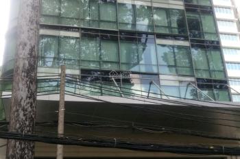 Q1 Thạch Thị Thanh - Apartment cao cấp ngang 8m 4 lầu nhà mới full nội thất