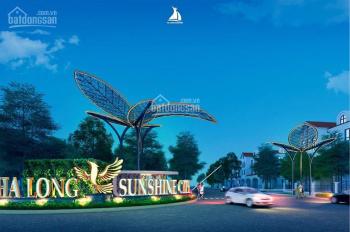 Cơ hội đầu tư BĐS Hạ Long đất nền ven biển KĐT Hạ Long Sunshine City - KĐT Hà Khánh C