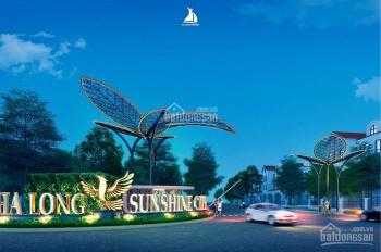 Đất nền Hạ Long Sunshine City - Hà Khánh C giá đầu tư