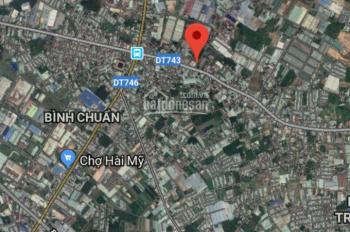 Đất bán mặt tiền KD buôn bán chỉ hơn 2 tỷ gần ngã tư Bình Chuẩn 0978778361.