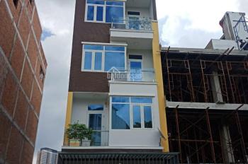 Bán nhà mới xây tuyệt đẹp, 4 lầu, đường Lê Văn Chí, Thủ Đức, DT: 4x21m, giá bán nhanh 7.6 tỷ