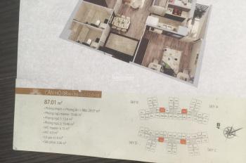 Chính chủ căn hộ Imperia 423 Minh Khai căn 2PN và 3PN cho thuê, xem nhà, LH: 0965829927