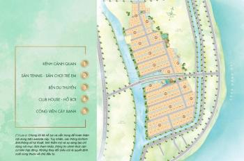 Nền biệt thự nhà vườn Q9, hạ tầng đồng bộ, thiết kế độc đáo, view sông Đồng Nai, LH: 0918097397