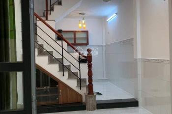 Bán gấp nhà SHR 3,3x8m - 1 lầu - đường Dương Cát Lợi (kho A) Nhà Bè, ngay cầu Phú Xuân giáp Quận 7