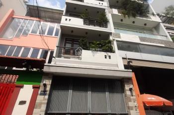 Cho thuê nhà mới xây 163/2 Tô Hiến Thành hẻm 8m thông CMT8 Q10, diện tích: 4,5*18m, 1 trệt, 3 lầu