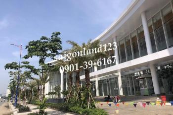 Cho thuê mặt bằng mặt tiền Lương Định Của, 22x14m. Giá 101 triệu/tháng