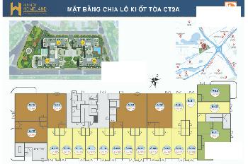 Chính chủ bán lại ki ốt tại chung cư Hà Nội Homeland DT 41,8m2 mặt tiền 4m, giá tốt. LH 0904673568