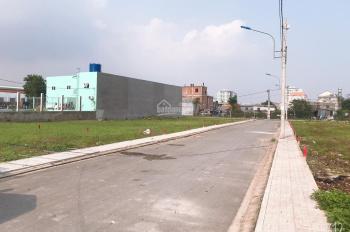 Cần bán nhanh nền đất mặt tiền Bầu Gốc, gần vòng xoay An Lạc Bình Tân, 1.3 tỷ, thương lượng
