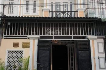 Nhà 1 trệt 1 lầu, 5.3x16m, gần trạm y tế xã Xuân Thới Đông, Hóc Môn