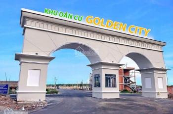 Cọc hôm nay sinh lời ngày mai đất vàng tại siêu dự án Golden City. 10 suất nội bộ cuối cùng