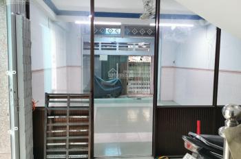 Cho thuê nhà 2MT HXH Sư Vạn Hạnh, Q10 (4.5x16m) 1T, 3L, ST, 9 phòng, 4WC. Làm CHDV, VP, spa