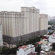 Bán CH Sài Gòn Mia 58m2 (2PN - 1WC) giá 2,85 tỷ, view Hồ Bơi, nội thất cơ bản, LH 0946867694