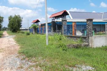 Chính chủ bán đất ngay cạnh trường THCS Phước Hiệp, cách QL22: 300m, DT: 5x19m, thổ cư, giá: 930tr