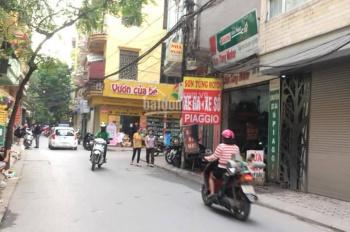 Bán nhà mặt phố Hoàng Ngân, 40m2, mặt tiền 4m, 8,45 tỷ, kinh doanh đỉnh