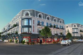 Shophouse trung tâm TP. Đồng Hới, 2 mặt tiền đường, giá cực rẻ chỉ 2,4 tỷ. Liên hệ 0939651172