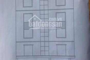 Bán gấp nhà 9T mặt phố Bà Triệu, Hà Đông, 50 phòng, lô góc, mới 100%, KD đỉnh, LH: 0911141386