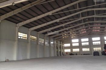 Cho thuê kho xưởng 2500m2 đường Mã Lò, Q. Bình Tân