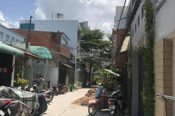 Bán nhà 1 tấm hẻm 6m, đường Lô Tư, Bình Hưng Hòa A, BT, DT 5x18m, giá 4,5 tỷ TL
