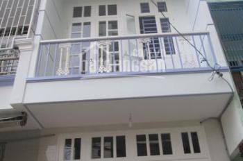 Cho thuê nguyên căn 193/70 Nguyễn Cư Trinh, Quận 1. Gồm 1 trệt 1 lầu, ngang 3m x dài 9m hẻm 3 gác