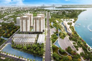 Sở hữu ngay căn hộ view sông SG - Q7 Sài Gòn Riverside chỉ 1,55 tỷ - full nội thất, hỗ trợ vay NH