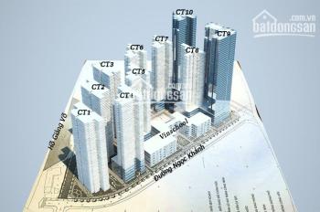 Quỹ căn hot nhất dự án Vinhomes Giảng Võ, thông tin mới nhất để lựa chọn căn, tầng. LH: 0917389281