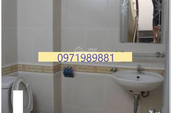 Bán nhà ngõ 125 Trương Định, gần chợ Hoàng Mai, DT 30m2, MT 5m đang cho thuê 10tr LH 0971989881
