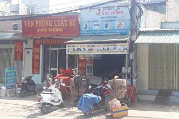 Nhà mặt tiền Lã Xuân Oai, đang KD buôn bán, gần chợ, trường học, bệnh viện, DT 82m2, SD 110m2