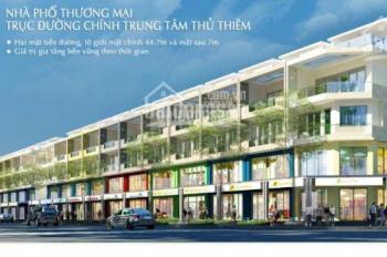 Chuyên cho thuê Shophouse Sarimi Shop Nguyễn Cơ Thạch Sala, DT 6.5x11.5m, 6x20m, 7x24m 0977771919