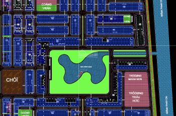 Bán đất dự án Daresco LKV C6 ô 26, mặt tiền 29m, 140m2 giá 1.3 tỷ, SHR, LH: 0932464403 Tin