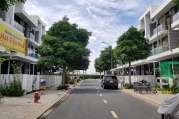 Cần bán nhà phố Citi Bella 1, Bella 2, sổ hồng, 2 lầu, nhà thô, rẻ hơn thị trường, giá 5.2 tỷ