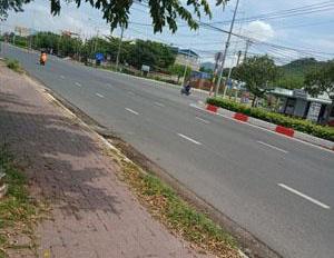 Bán đất mặt tiền đường 3/2 trung tâm thị trấn Long Hải, Bà Rịa Vũng Tàu