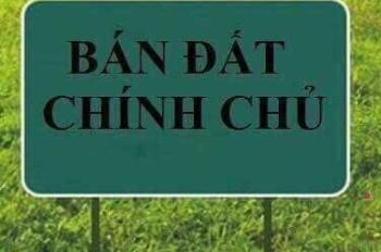 Bán lô đất chính chủ mặt đường khu du lịch Trăm trứng Phước đồng Nha Trang KH