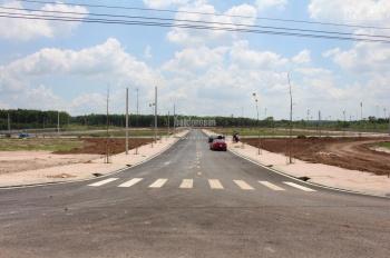 Bán rẻ đất khu tái định cư KCN Becamex 1015m2, giá 530 triệu, sổ hồng riêng