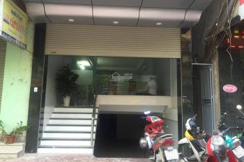 Cho thuê tầng 1 trong tòa nhà mặt phố Nguyễn Lương Bằng, 80m2 giá chỉ 30tr/tháng, LH 0987 560 669