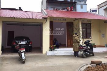 Bán nhà đất tại khu 1 thị trấn Kim Tân
