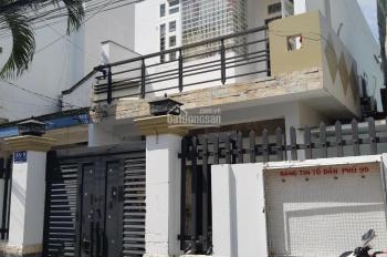Bán nhà 1T 1L đường số 2, p16 gần trường học Phan Chu Trinh DT 68m2, giá 4.15 tỷ, LH 0985108638