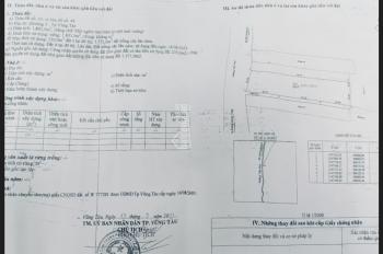 Cần bán đất mặt tiền Trần Phú P5, TP Vũng Tàu