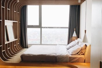 Cho thuê chung cư Vinhomes Gardenia Mỹ Đình, 2PN, 75m2, full nội thất, view biệt thự liền kề