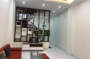 Nhà ngõ 3 Nguyễn Khánh Toàn thông Dương Quảng Hàm. Sổ đỏ 45m2 xây mới 5 tầng ô tô cách nhà 10m