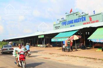 Bán đất ngay chợ Long Nguyên, Bàu Bàng, Bình Dương, sổ riêng, thổ cư 100%. LH 0916710816